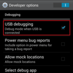 Setup Actual Android Device – Step by Step