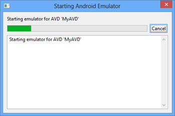 Setup Android Emulator - Step by Step - ITeBooks
