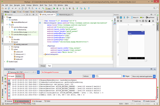 Android App Debugging - Android ITeBooks in Hindii