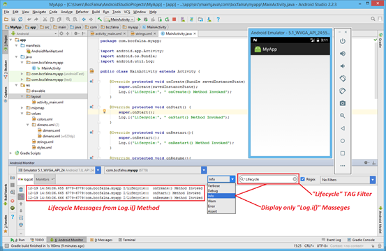 Android App Debugging - Android ITeBooks in Hindi