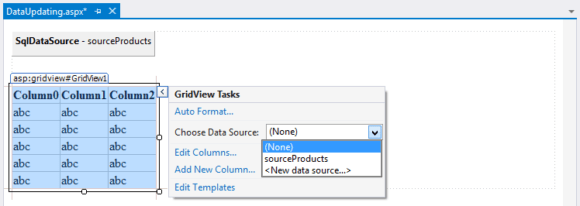 Record Updating in ASP.NET Project - ITeBooks in Hindi