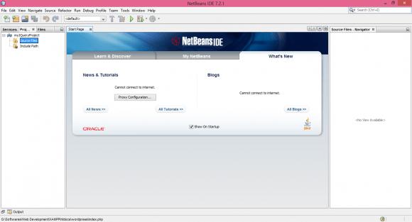 NetBeans for JavaScript Development - jQuery in Hindi