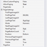 Customizing Pager - GridView Auto Paging - ASP.NET WeForms in Hindi