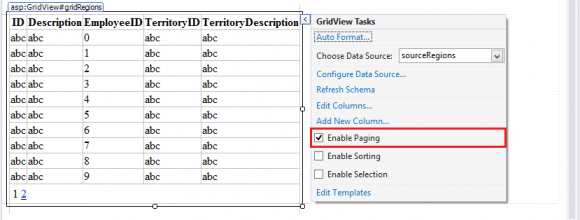 GridView Auto Paging in Advance ASP.NET WebForms in Hindi