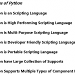 Advantages of Python - Why Learn Python - Python in Hindi