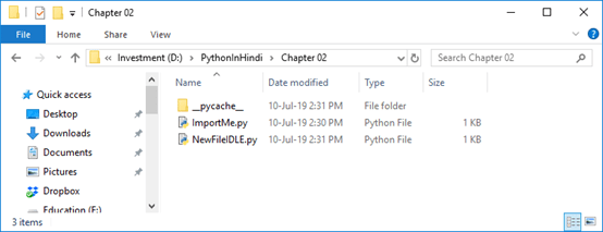 Byte Code Compilation - Internal Working of Python in Hindi