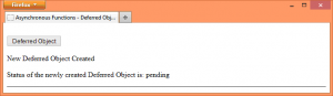 deferred.done() Method - jQuery in Hindi